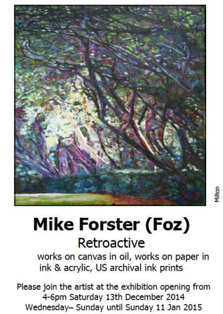 mike forster